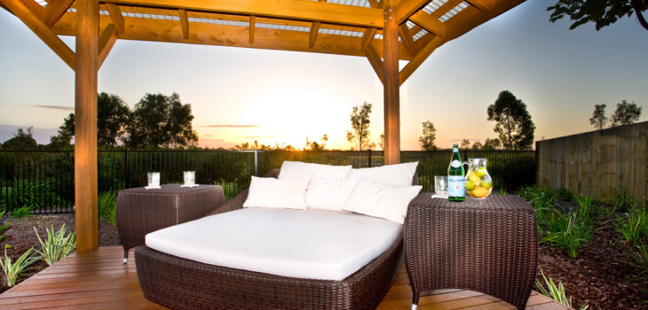 Landscaping Trends: Outdoor Living Spaces
